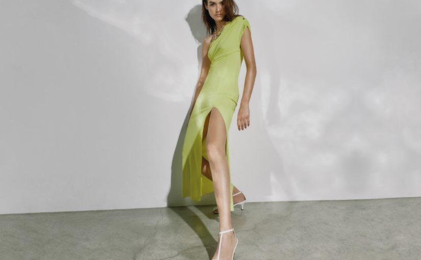 sukienka która wyszczupla