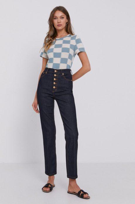 tory burch jeansy