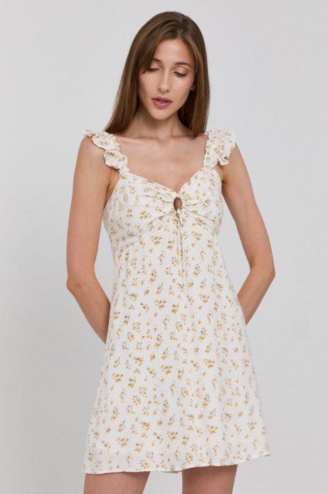 bardot sukienka