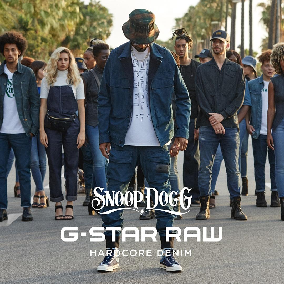 Say it Witcha Booty wspólnie z G-Star RAW i Snoop Dogg