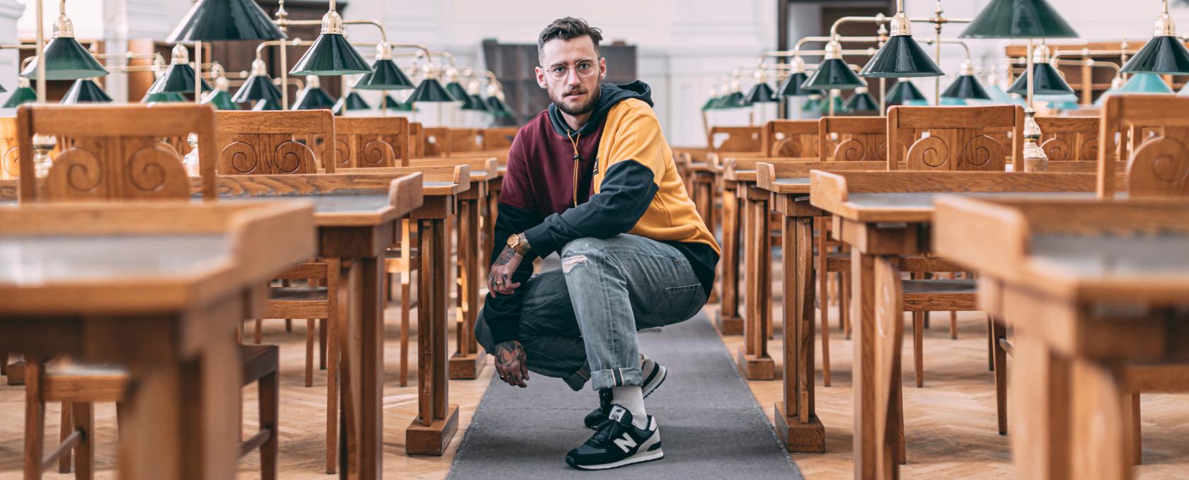 Buty powstałe z inspiracji dobrym stylem, designem i komfortem - New Balance 574